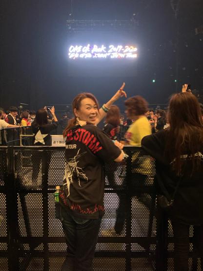 ONE OK ROCKライブに行って来た!2日目最終日_f0085810_03464033.jpg