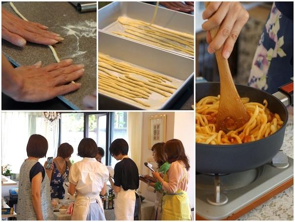 イタリアンマンマ料理教室 生パスタレッスン_f0206212_12103386.jpg