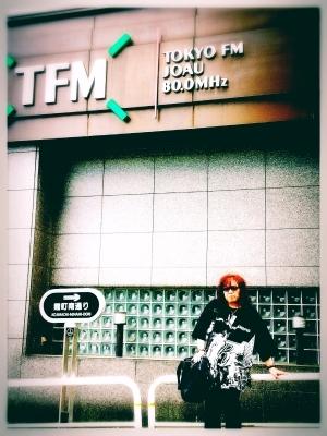 四半世紀 刻む時の流れ…25年前この日 FM東京に居た…_b0183113_09383455.jpg