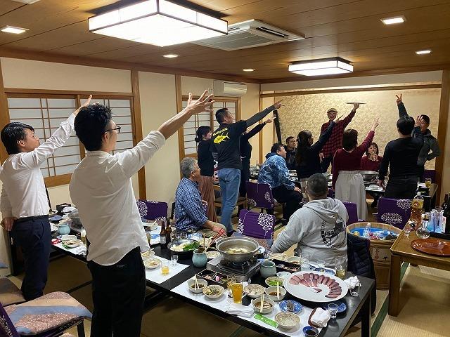 1月17日 新年会_b0187913_23421654.jpg