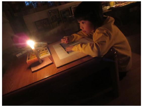 火を描く 小学生クラス(上高野)_f0211514_22155158.jpg