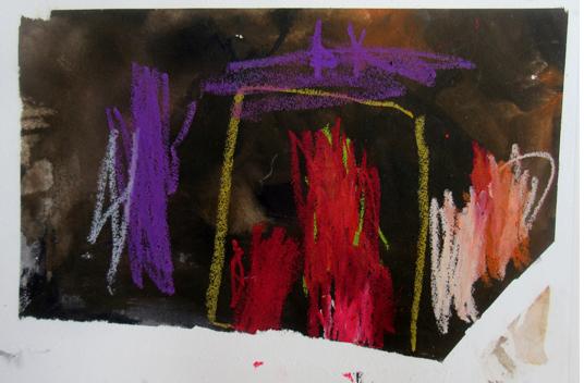 火を描く 小学生クラス(上高野)_f0211514_22205311.jpg