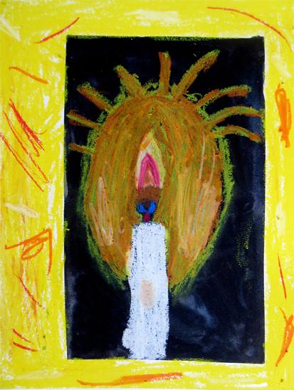 火を描く 小学生クラス(上高野)_f0211514_22231698.jpg