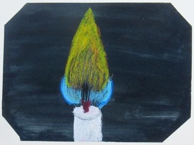 火を描く 小学生クラス(上高野)_f0211514_22232880.jpg