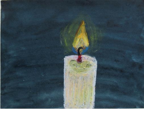火を描く 小学生クラス(上高野)_f0211514_22235649.jpg