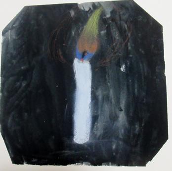火を描く 小学生クラス(上高野)_f0211514_22254087.jpg