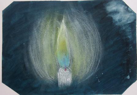 火を描く 小学生クラス(上高野)_f0211514_22255110.jpg