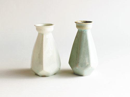 小泉敦信さんの白磁乳瓶。_a0026127_17392499.jpg