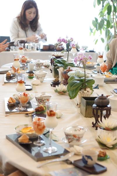 上海茶会のティーフーズ_e0396727_11484773.jpg