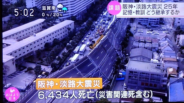 阪神 大震災 は いつ