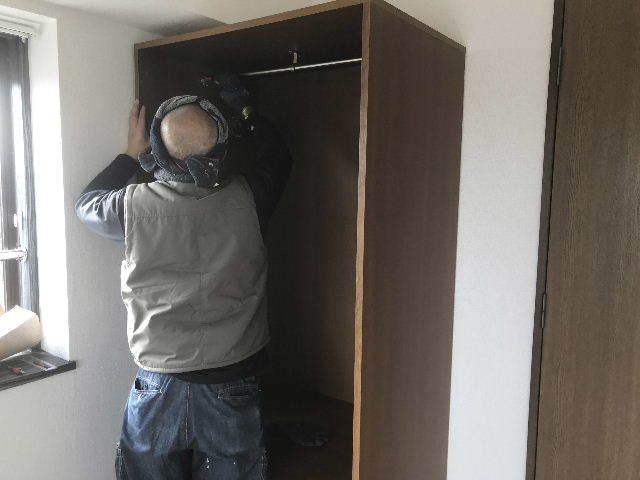 搬入と搬出と部材確認と建デポ発注_f0031037_17333574.jpg