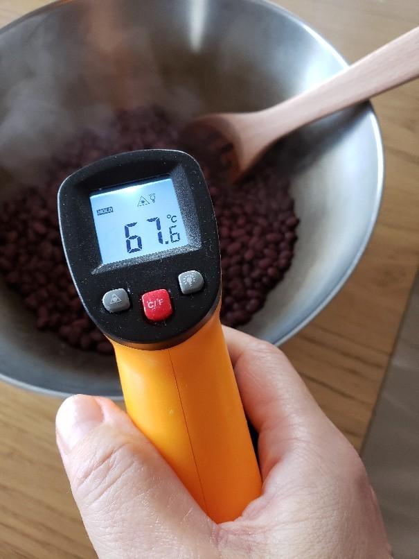発酵あんこを作ろう!_a0105740_10375929.jpg