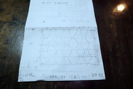 キルト教室 ~ タンブラー仕上げのクッション作り① ~_e0222340_161914.jpg