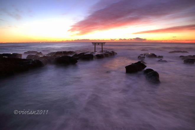 1月の撮影会 ~茨城県大洗海岸~_e0227942_22460435.jpg