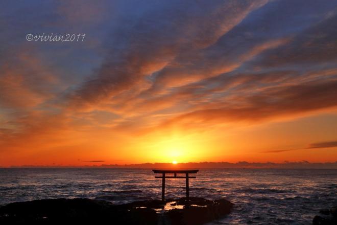 1月の撮影会 ~茨城県大洗海岸~_e0227942_22475032.jpg