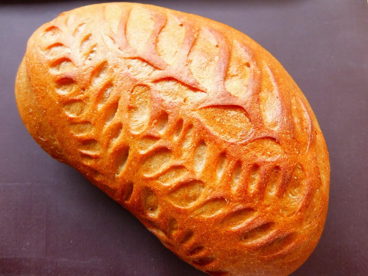 飾りクーブのパン♪_e0175443_10275951.jpg