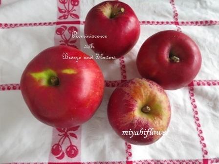 紅玉で作るピンクのりんごジャム(レシピあり)2020_b0255144_16380926.jpg