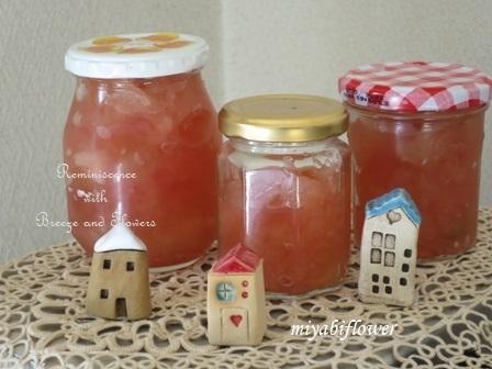 紅玉で作るピンクのりんごジャム(レシピあり)2020_b0255144_16395746.jpg
