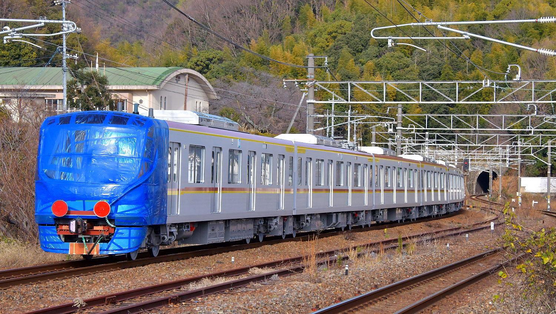 東京メトロ17000系竣工甲種_a0251146_22292871.jpg