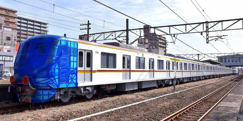 東京メトロ17000系竣工甲種_a0251146_22302688.jpg