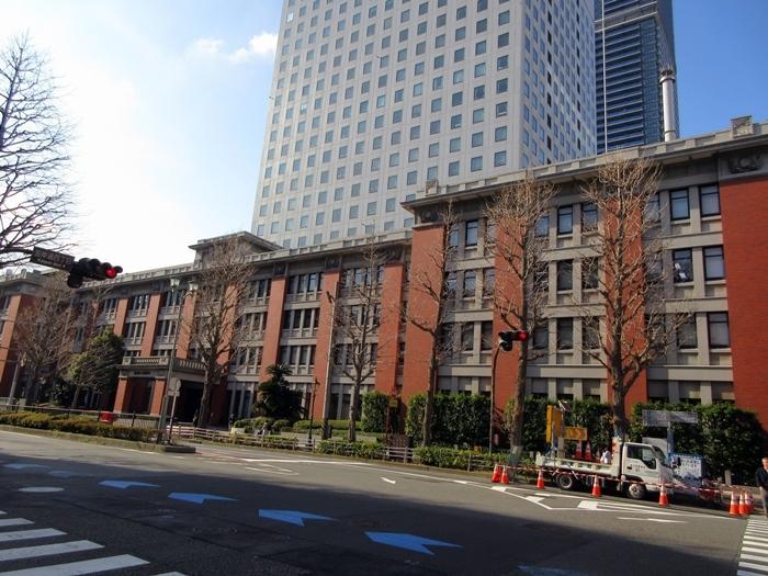【日本郵船歴史博物館はお休みでした】_b0009849_16432994.jpg