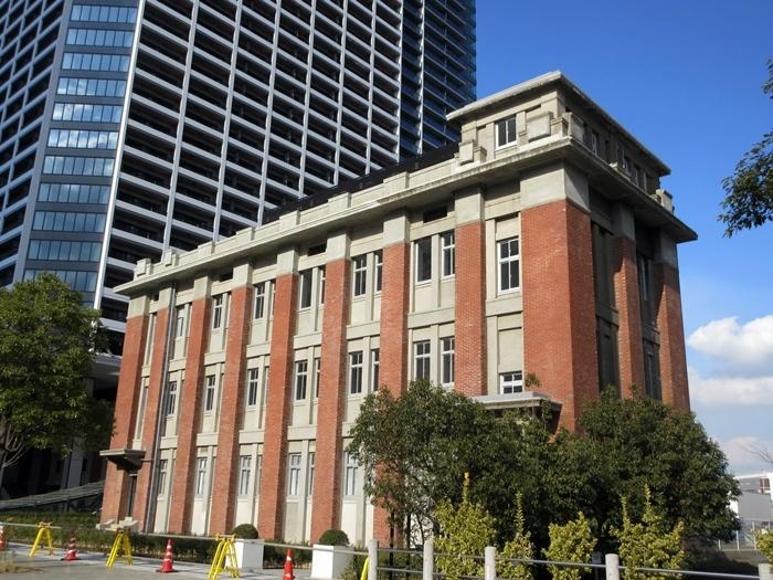 【日本郵船歴史博物館はお休みでした】_b0009849_16494763.jpg