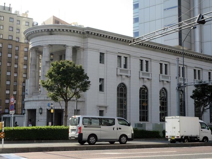 【日本郵船歴史博物館はお休みでした】_b0009849_16502001.jpg