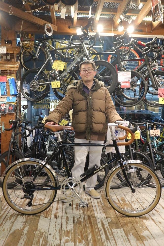 1月17日 渋谷 原宿 の自転車屋 FLAME bike前です_e0188759_18262002.jpg