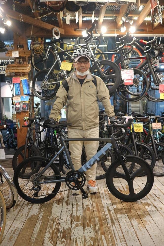 1月17日 渋谷 原宿 の自転車屋 FLAME bike前です_e0188759_18262379.jpg