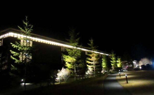 東急ハーヴェストクラブ 軽井沢&VIALA * KARUIZAWA Relax Lighting Show♪_f0236260_21583713.jpg