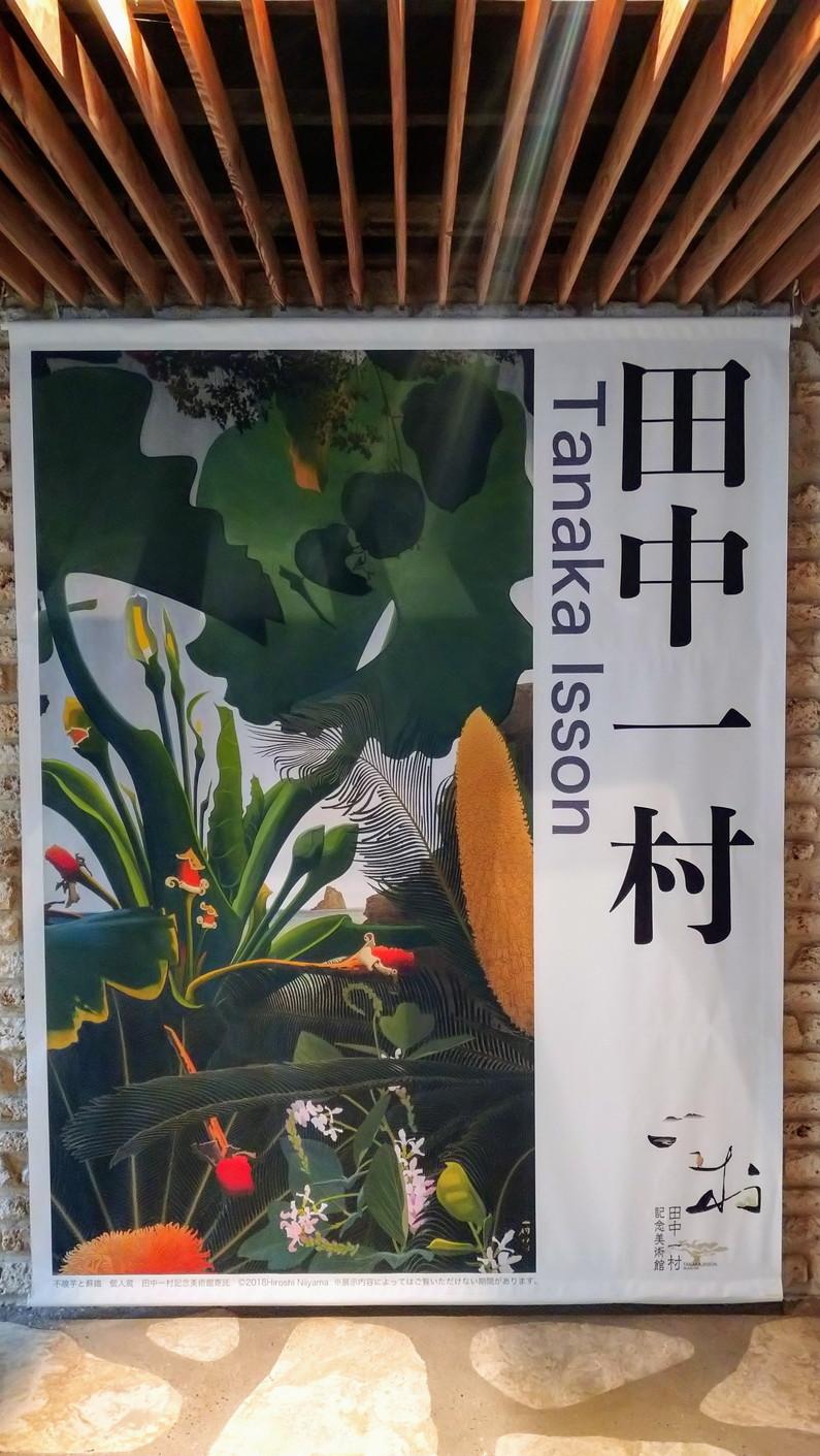 Imore 奄美大島旅行記 Vol.5 田中一村記念美術館 奄美が立体として立ち上がる画_c0002171_19462751.jpg