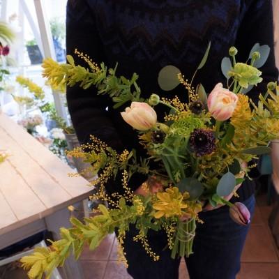 オークリーフ花の教室(宮原さんの作品)_f0049672_19014002.jpg
