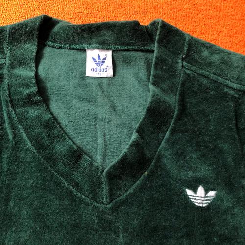 ◇ 80s Adidas Velour Shirts ◇_c0059778_15293574.jpg