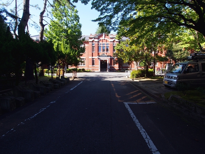 京都大学工学部土木工学教室本館_f0116479_12194591.jpg