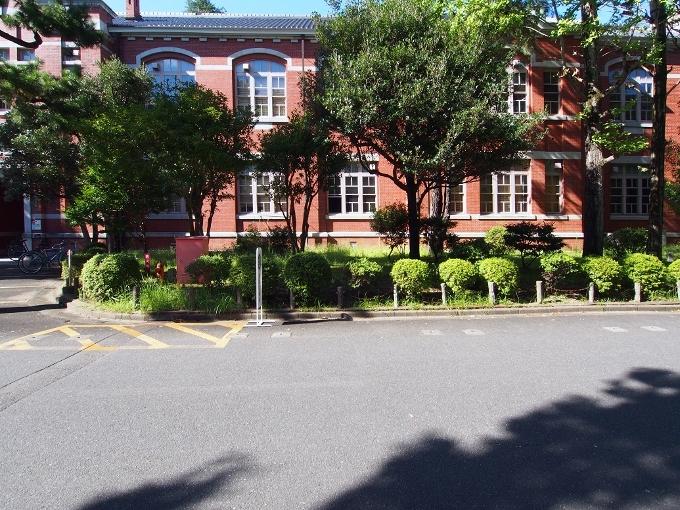 京都大学工学部土木工学教室本館_f0116479_12453891.jpg