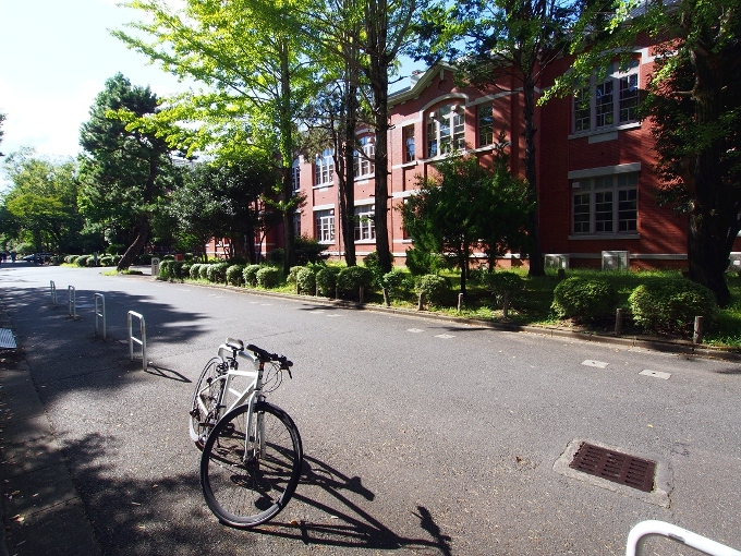 京都大学工学部土木工学教室本館_f0116479_12460456.jpg