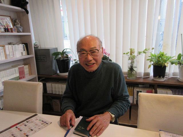 八十歳の山男_f0071480_17110569.jpg