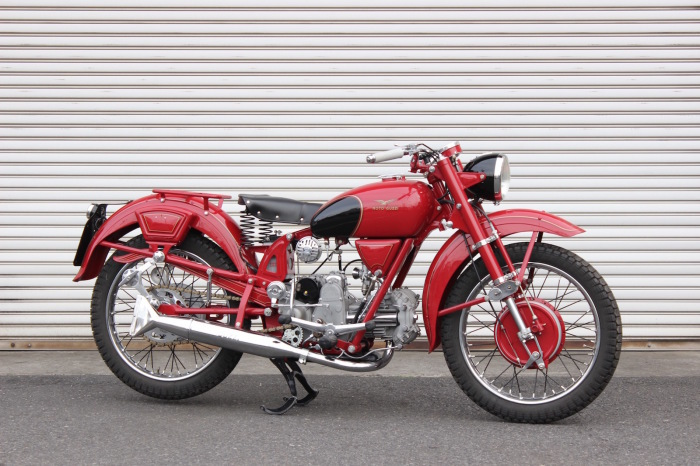 Moto Guzzi Airone Turismo 入荷。_a0208987_17573491.jpg