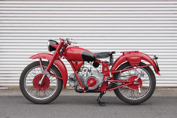 Moto Guzzi Airone Turismo 入荷。_a0208987_17574319.jpg