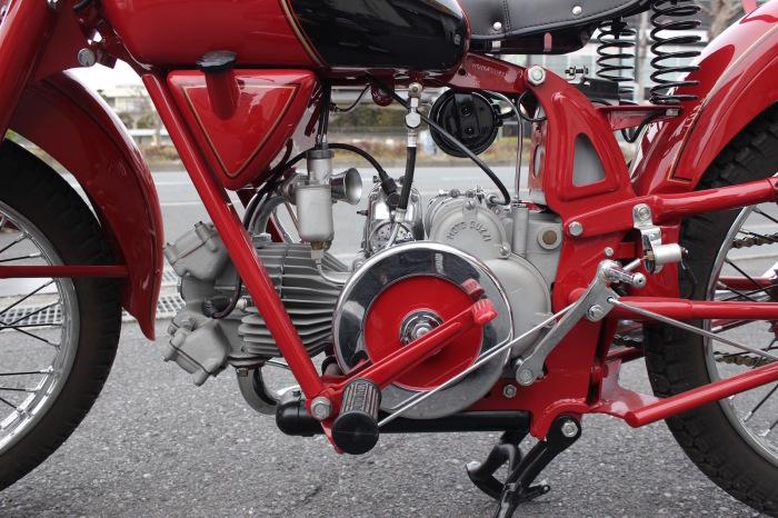 Moto Guzzi Airone Turismo 入荷。_a0208987_17575130.jpg