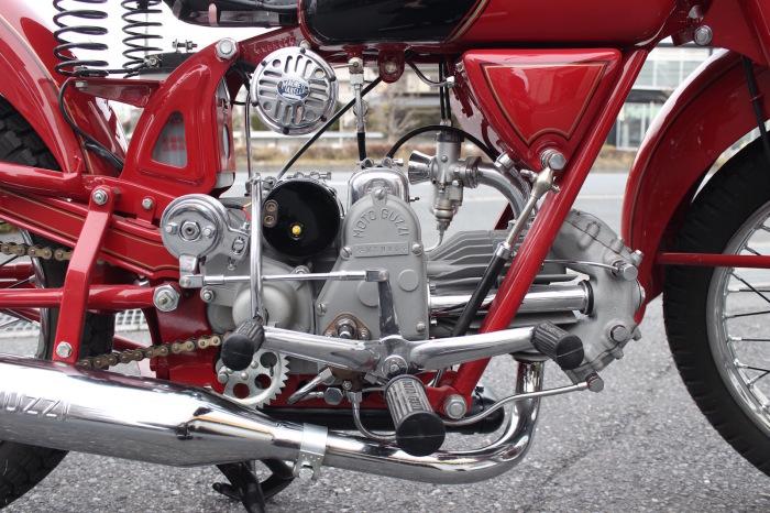 Moto Guzzi Airone Turismo 入荷。_a0208987_17575482.jpg