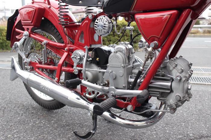 Moto Guzzi Airone Turismo 入荷。_a0208987_17580021.jpg