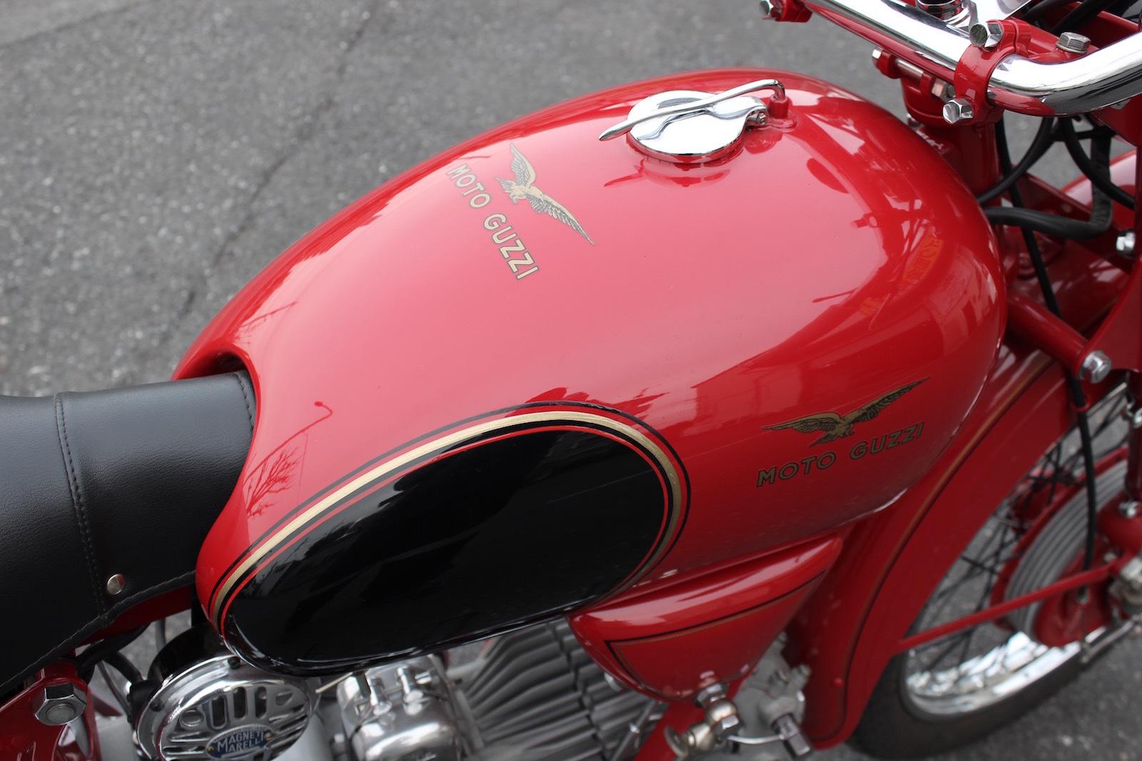 Moto Guzzi Airone Turismo 入荷。_a0208987_17580308.jpg