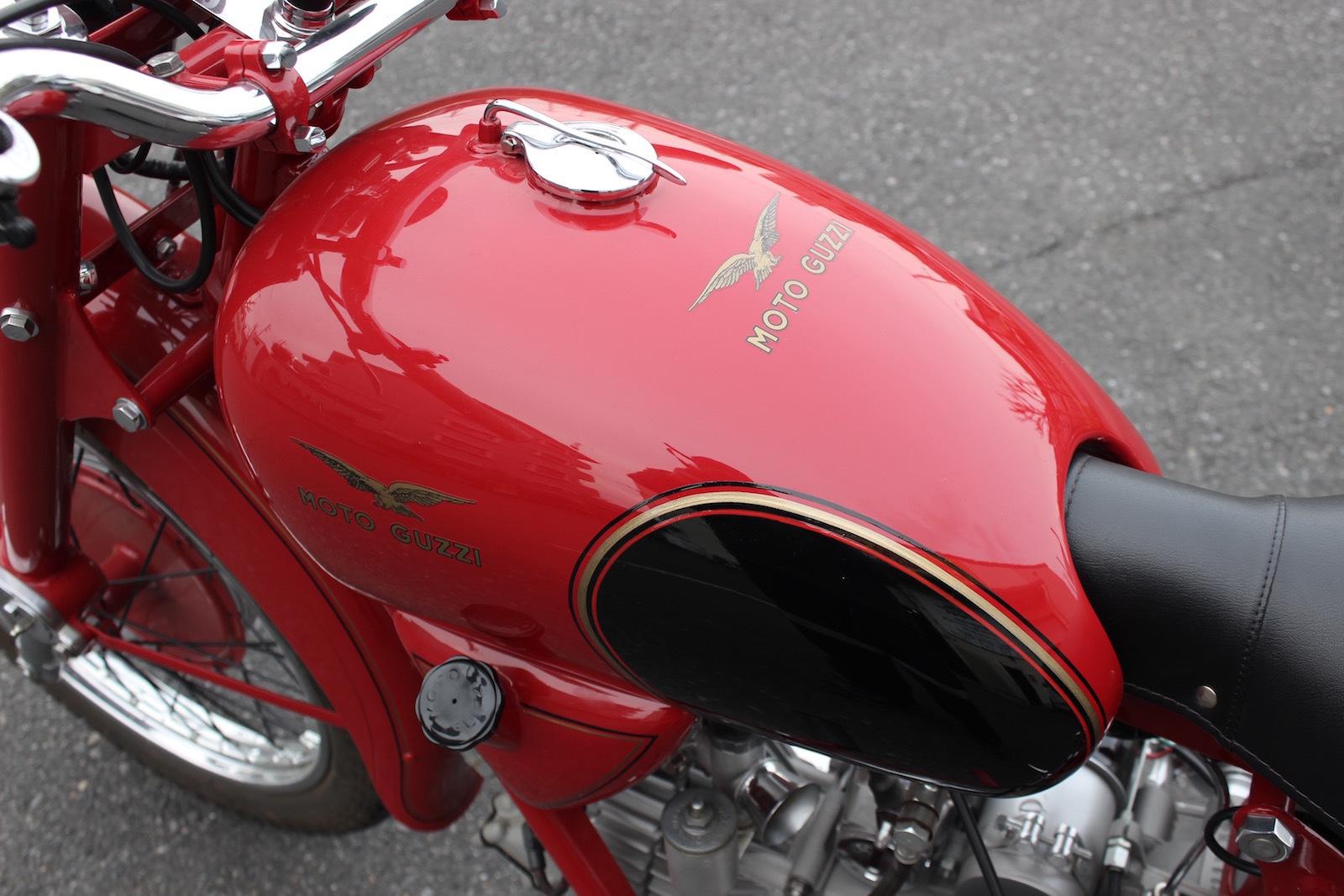 Moto Guzzi Airone Turismo 入荷。_a0208987_17580875.jpg