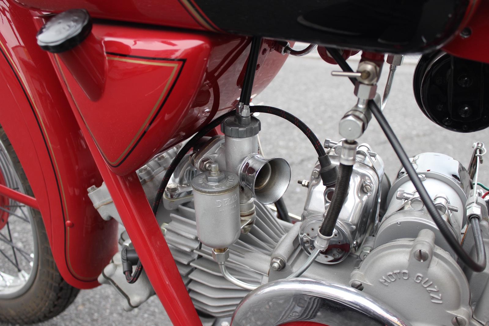 Moto Guzzi Airone Turismo 入荷。_a0208987_17581295.jpg