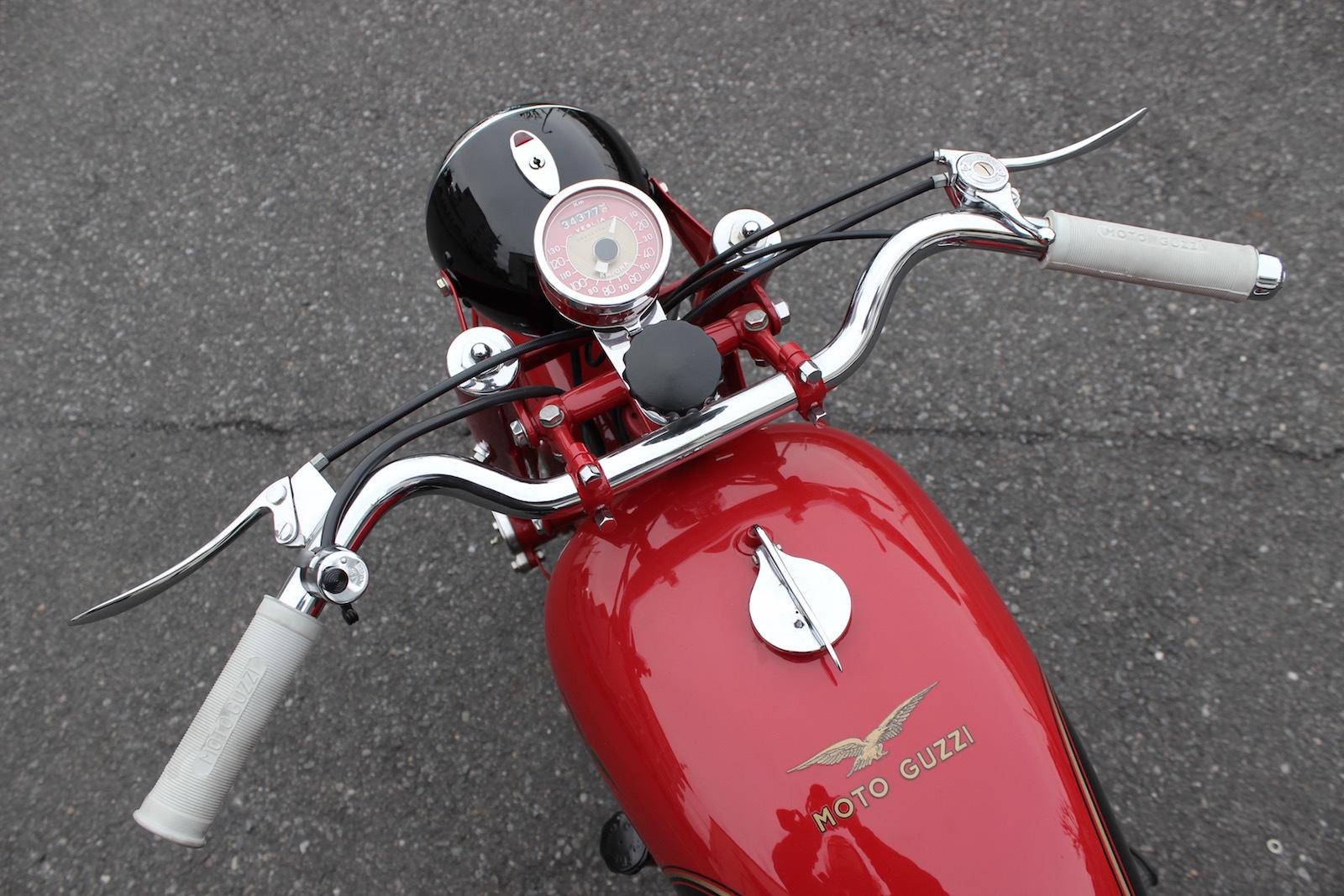 Moto Guzzi Airone Turismo 入荷。_a0208987_17581925.jpg