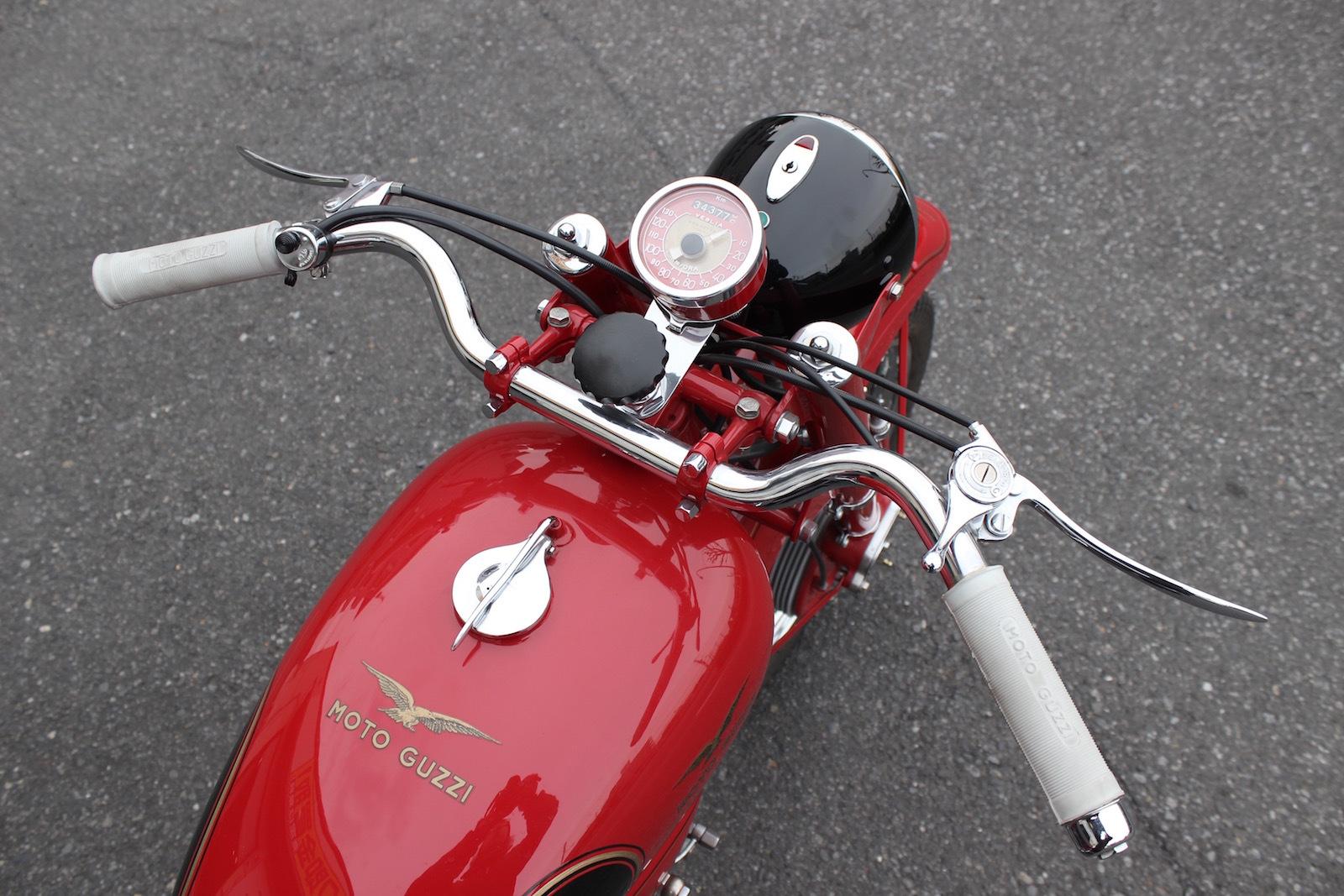 Moto Guzzi Airone Turismo 入荷。_a0208987_17582750.jpg