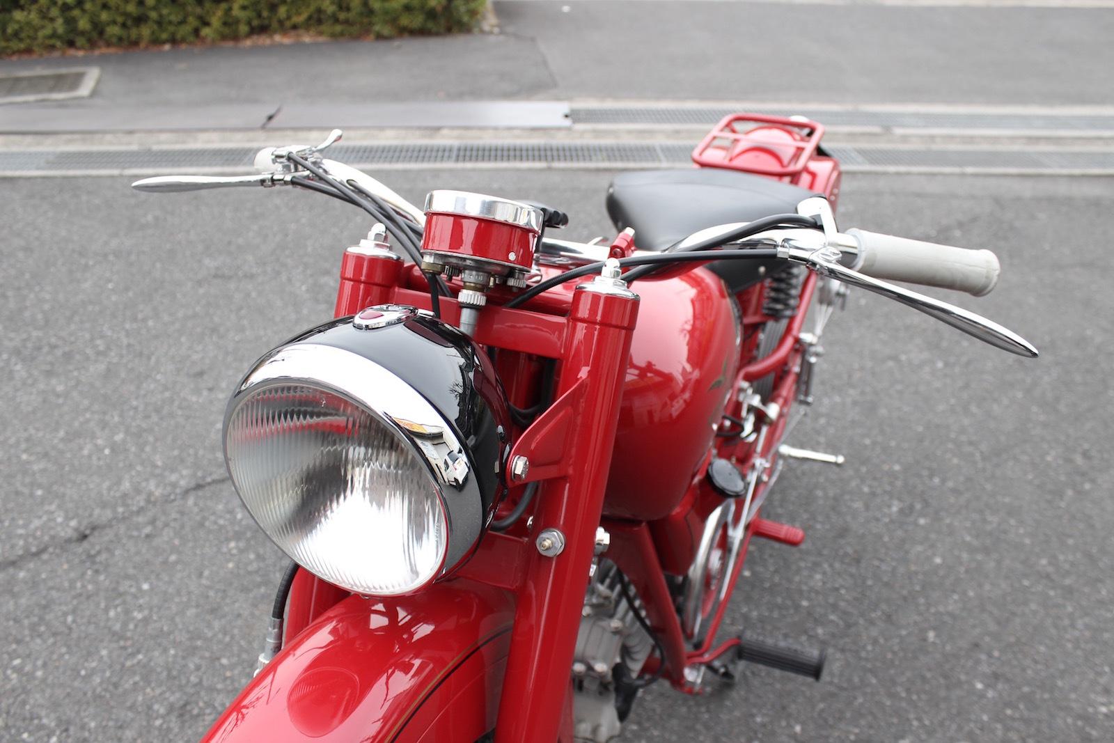 Moto Guzzi Airone Turismo 入荷。_a0208987_17583758.jpg