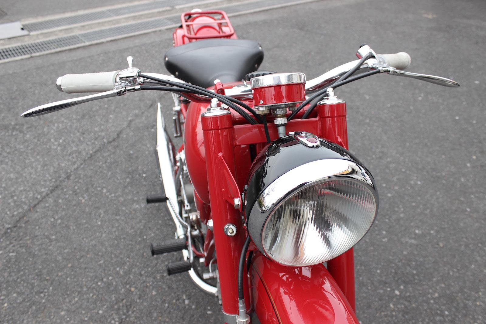 Moto Guzzi Airone Turismo 入荷。_a0208987_17584072.jpg