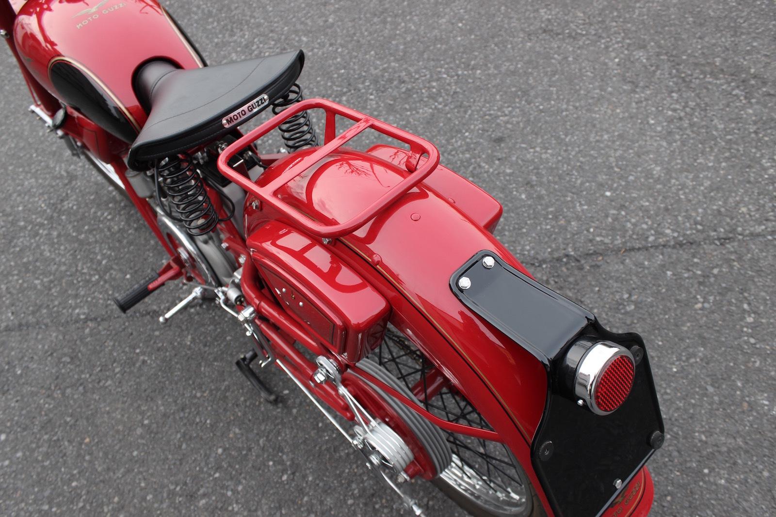 Moto Guzzi Airone Turismo 入荷。_a0208987_17585388.jpg